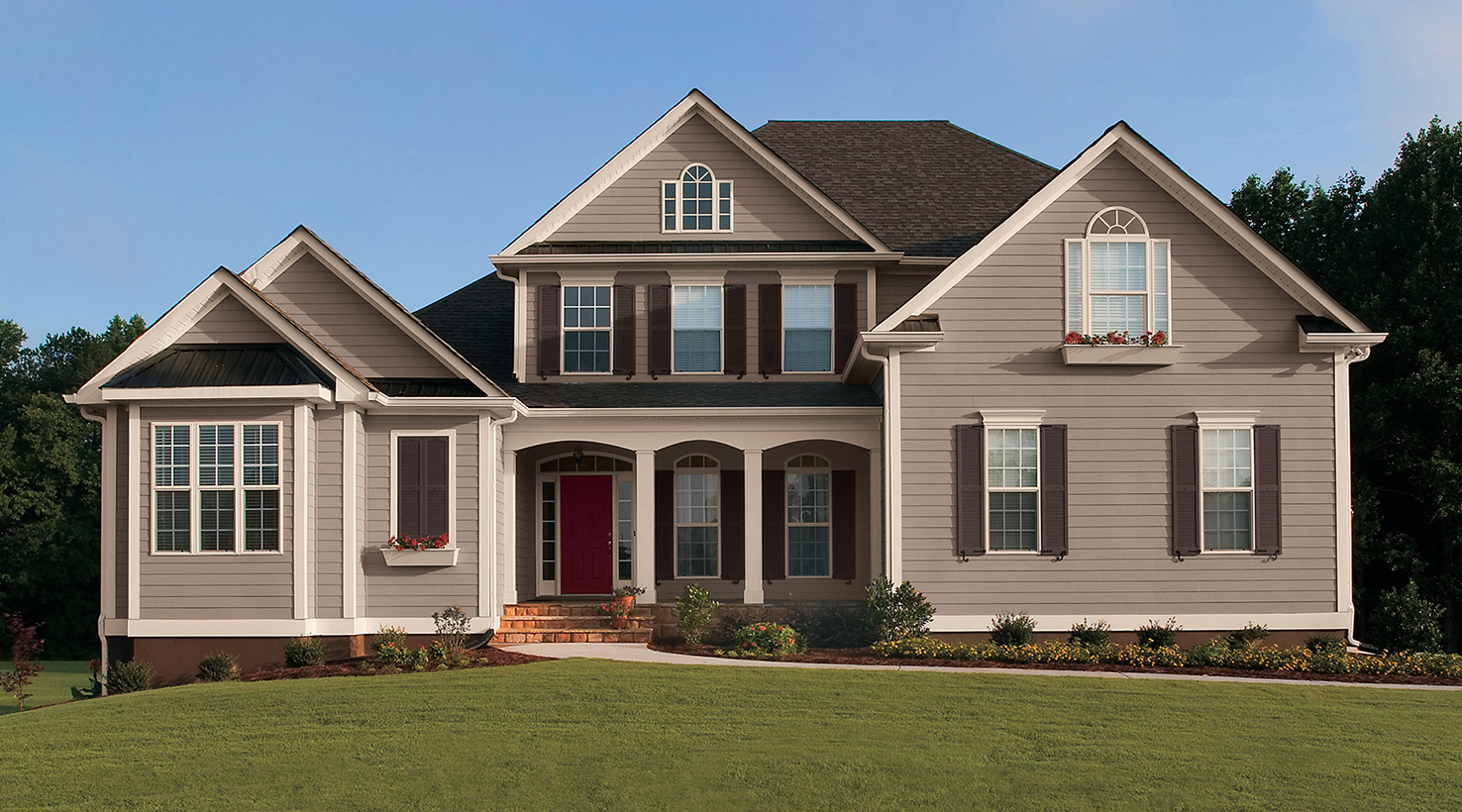 The way the Right Exterior House Paint Colors May Benefit You ...
